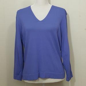 🍒 Talbots V-Neck Sweater